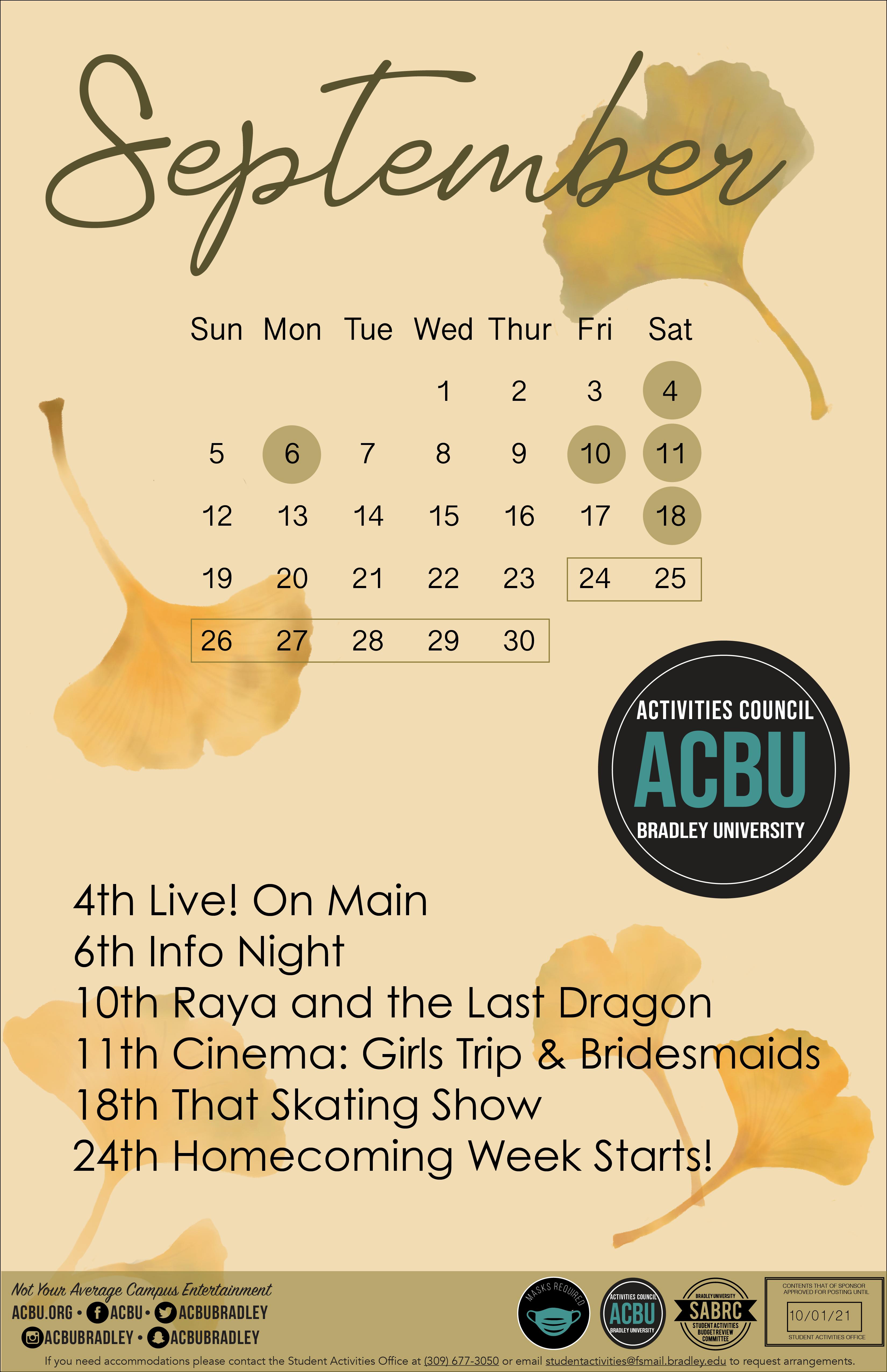 September ACBU Calender-01